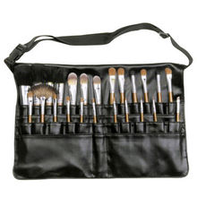 24-unit master makeup brush in an adjustable waist bag, OEM and ODM orders are welcome