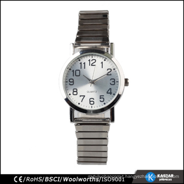 womens quartz expansion watch women size, stainless steel band