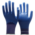 NMSAFETY 18gauge nitrile wholesale safety working gloves