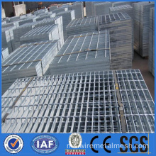 30x5mm 316 Stainless Steel Grating Keselamatan Grates Barriers pengudaraan