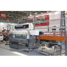 Manufacturer supply 9 ABB motor glass beveling machine