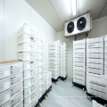 Stockage réfrigération chambres de congélation pour les fruits et légumes
