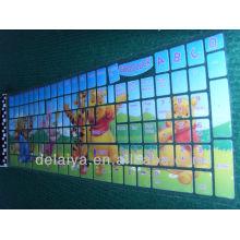 мультфильм стикер пены праздником клавиатуры Декор наклейка