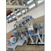 Plastic PVC Resin Vertical Compounding Heating Cooling Mixing Machine
