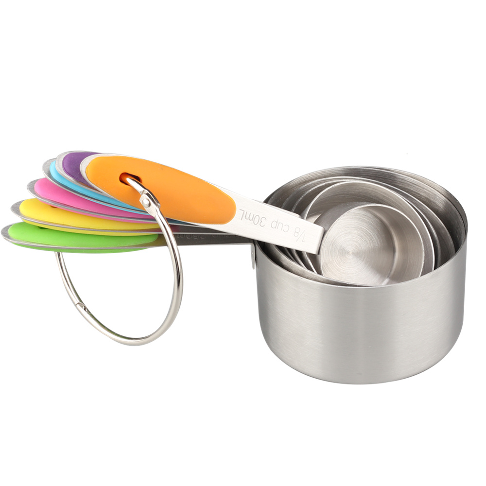 Stackable Measuring Cups