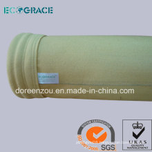 Industrial Dust Collection Accessories Polyester Filter Cloth Filter Bag