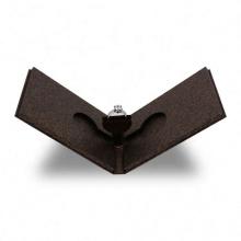 Manufacturers design creative ring box custom logo luxury ring packaging box waterproof ring box