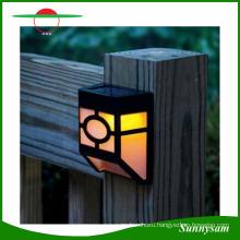 Light Control+Sound Control+Dim Light 10 LED Outdoor Solar Light Waterproof Solar Wall Lamp Solar Garden Fence Light