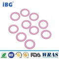 Colorful Silicone O-Rings for children toys