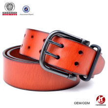 2015 new product full grain genuine leather belts