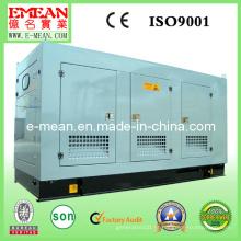 Tipo silencioso 220kw gerador diesel do poder CUMMINS