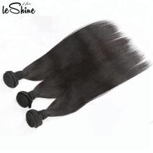 Real unverarbeitete Remy Menschenhaarverlängerung aus Malaysia, Günstige Wholesale Free Weave Hair Packs, reines malaysisches Haar