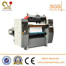 Rouleau de papier papier Record médical thermique papier Machine refendage