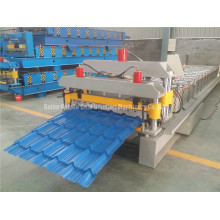 Roof Step Tile Roll formando maquinaria