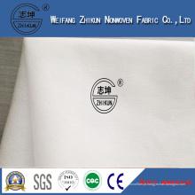 Fabricante Nonwoven liso hidrofílico da tela de Spunlace da qualidade segura