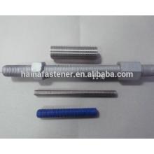 Barre de filetage duplex, tige filetée avec écrou, UNS32205 / S31803