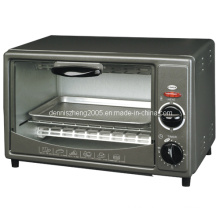 600-Watts Electric Oven, Toaster Oven, Capacity 9L
