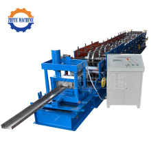 C Sección Purlin Steel Purlin Rolling Machine