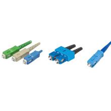 Adaptador de Conector SC de fibra óptica de alta qualidade