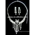 Latest bridal wedding jewelry set (GWJ12-480)