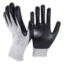 NMSAFETY CE standard cut level 3 resistant PPE safety gloves