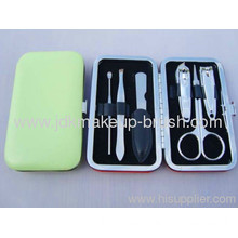 High Quality 6pcs Manicure Set / Beauty Set In Pu Case