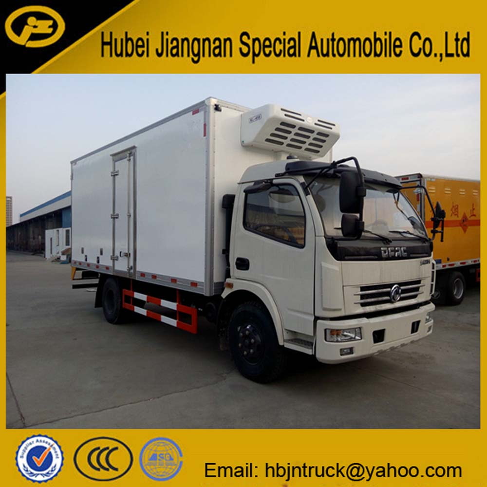 cold storage vehicle