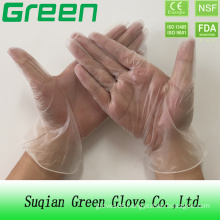 Cheap Exam Vinyl Examination Disposable Gloves