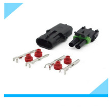 Wasserdicht 2 Pin Delphi Connector Automotive