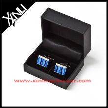 2013 neue Seide Knoten Manschettenknopf Box