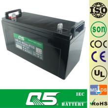 12V120AH Batterie en cycle profond Batterie au plomb Batterie décharge profonde