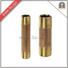 Entrerrosca del barril ANSI B 16.11 cobre rosca macho