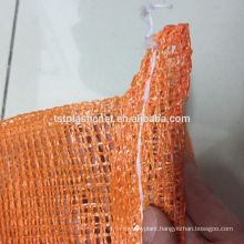 100% Virgin Polypropylene L-sewing plastic fire wood bags