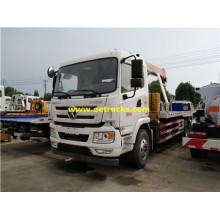 Dayun 3 Ton Hydraulic Tow Trucks