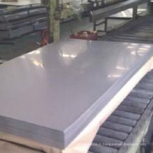 Feuille d'acier galvanisé revêtu de zinc