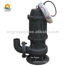 Bomba submersível de esgoto série ASW