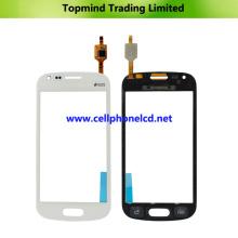 Écran tactile de convertisseur analogique-numérique de téléphone portable pour Samsung Galaxy Trend Duos S7562