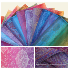 New Winter arrived 11colors wholesale pashmina shawls canada Jacquard Scarf