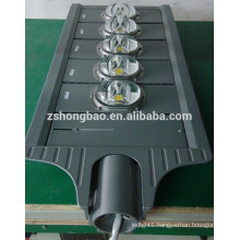 High power 250watt led lights street road project IP65 LED Street lights BridgeLux 120Lm/w solar LED road lamp