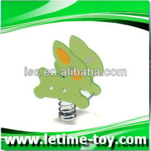 High Quality Plastic Spring Rider For Kids