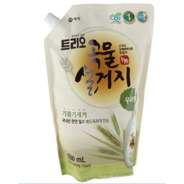 Laundry Detergent Spout Bag/Ny Liquid Bag/Stand up Detergent Pouch