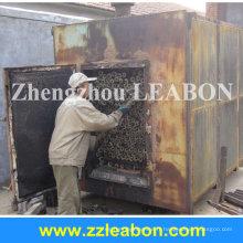 Prix bas de four de carbonisation de bambou / charbon de bois Prix