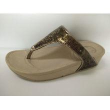 Женские летние удобные пляжные сандалии, тапочки