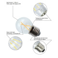 LED Filament Lamp G45 2W