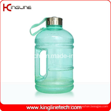 PETG 1.89L Plastic Jug Wholesale BPA Free with Handle (KL-8003)