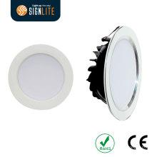 12W LED Downlight / 3 anos de garantia 5 polegadas Downlightwith CE e RoHS