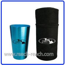Задает OEM 4шт Алюминиевая чашка с крышкой (R-4026)