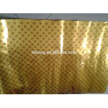 Цветная алюминиевая фольга для мороженого / шоколадной оберточной бумаги