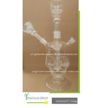 Glass Transparent Shisha Arab Hookah Good Quality