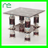 New Products Square High Gloss Coffee Table